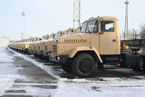 KrAZ Performs Contracts Entered into with ARE