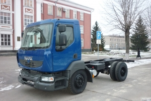 New Medium-Duty Chassis Cab Truck KrAZ-5401Н2
