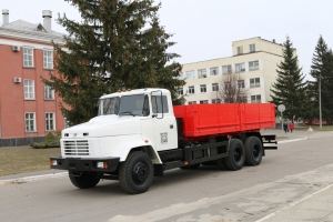 Ukrainian Metalworkers Get New KrAZ Trucks