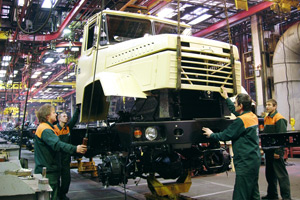 """AutoKrAZ"" Ramps up Production and Sales"