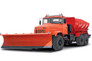 The MDKZ-30 сombine road truck