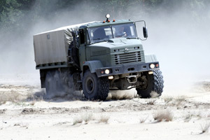 KrAZ to Supply its Trucks to Laos