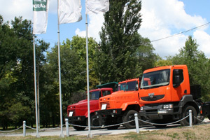 """AutoKrAZ"" Sees Increase in Output and Sales"