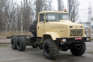 """AutoKrAZ"" to Deliver KrAZ-Mounted Special Vehicles to Turkmen Oil Workers"