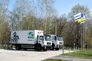 """AutoKrAZ"" increases production volume consistently"