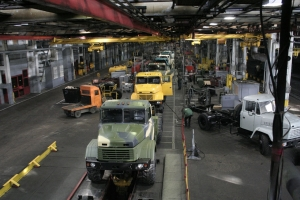 "According to Last Month's and Quarter's Results ""AutoKrAZ"" Sees Increase in Production"