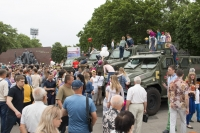 KrAZ Trucks are Ornament to Victory Day