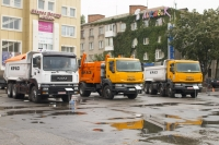 KrAZ Celebrates Town Day Together with Kremenchug Residents