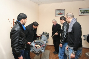 Tunisian Mechanical Engineers Had Their Training at KrAZ
