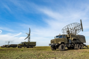 AvtoKrAZ supplies KrAZ-63221 chassis for the latest radar stations and AMCP installation