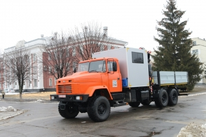"""KrAZ"" Builds Unique Special Vehicle for ""Metinvest"""