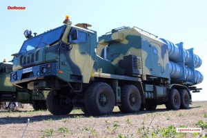 The KrAZ-7634НЕ Chassis is a Base for Neptune Missile System