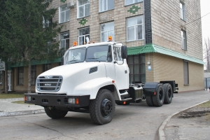 KrAZ Completes Series of Contracts for Customers throughout CIS Countries