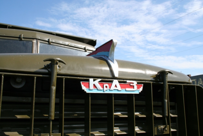 60th Anniversary of KrAZ Truck! History of Trademark