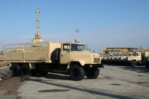 Shipment of KrAZ Off Road Trucks to Egyptian MOD