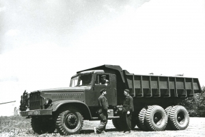 60th Anniversary of KrAZ! Preparation for Trucks Production
