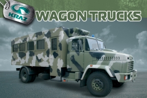 Wagon trucks
