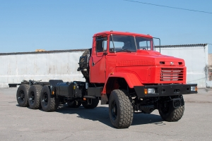 AvtoKrAZ fulfilled another Azneftemash JSC's order for KrAZ-7140H6 supply