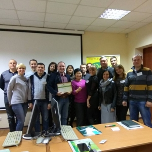 KrAZ Sales Staff Receives Training