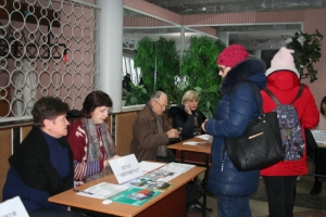 """KrAZ"" in Search of Skilled Workers at Job Fair"