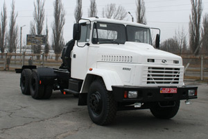 KrAZ-Mounted Special Vehicles Go to Kazakh Oil Workers