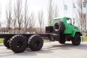 """AutoKrAZ"" to Deliver Container Truck to Yeristovskiy Mining and Concentrating company"