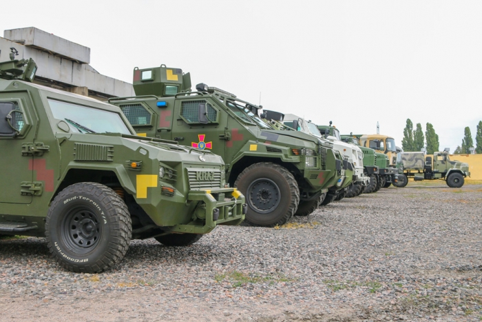 The military power of Ukraine is based on domestic technical equipment: what has been done by AutokrAZ over 5 years