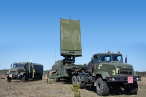 "KrAZ Builds Up-to-Date Special Vehicles for the Army together with ""Ukroboronprom"" Companies"