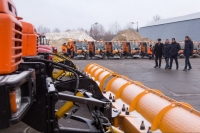 "KrAZ Trucks Are Already in Service with ""Kievavtodor"""