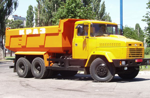 KrAZ Dump Trucks to Operate in Donbass Quarries