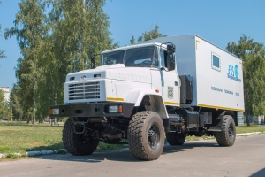 """KrAZ"" Builds Unique Well Test Laboratories"