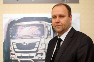 "PJSC ""AutoKrAZ"" ІТ- Director Ranked as the BEST CIO-2015"