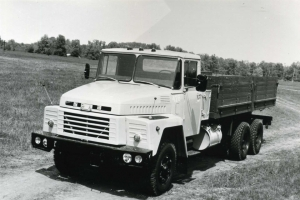 60th Anniversary of KrAZ! Cab: a Long Way to Production