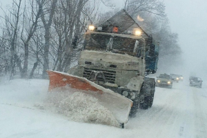 Up-to-Date KrAZ Vehicles Will Help Tackle Weather Driving Challenges in Ukraine