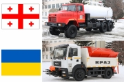 KrAZ Supplies its Special Vehicles to Ukrainian and Georgian Mining and Concentrating Companies