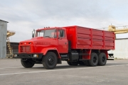KrAZ Trucks to Go to Latin America for Use in Agricultural Sector