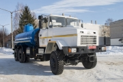 """KrAZ Tank Trucks to Carry Oil Products for Subsidiaries of """"Ukrnafta"""""""