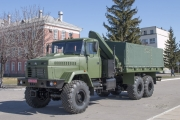 Another Special Off Road Truck KrAZ-6322 for UAF