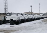 """KrAZ"" Supplies its Vehicles to Turkmenian Oil Workers"