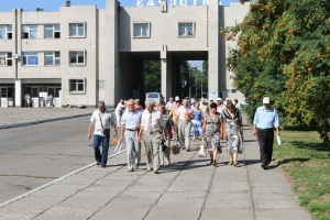 "Honored Visitors at ""AutoKrAZ"""