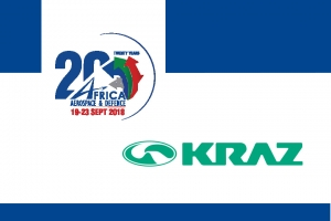 KrAZ Represents Ukraine at Africa Aerospace and Defence 2018