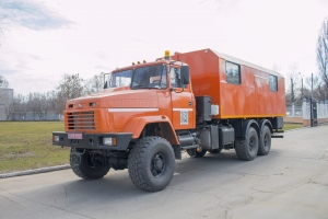 New KrAZ Special Vehicles Supplied to Ukrainian Mining and Concentrating Companies
