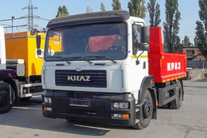 Unique KrAZ-5401С2 Dump Truck for Poltava Mining and Concentrating Company