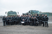 Vorskla Football Club Visits KrAZ