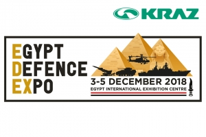 KrAZ to Participate at EDEX-2018 in Egypt