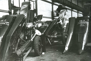 Pages of History: Harvester Manufacturing Period of KrAZ