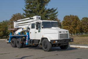 """AutoKrAZ"" to Supply Truck-Mounted Aerial Platform to Ingulets Mining and Concentrating Company"