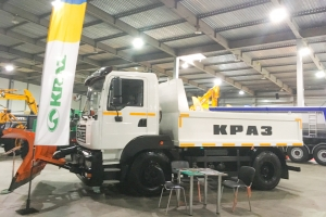 Heavy Duty 2018: Results and Expectations of Domestic Manufacturer KrAZ