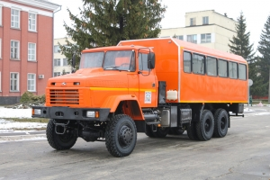 KrAZ Special Vehicles Prepared for Delivery to Ukrainian Customers