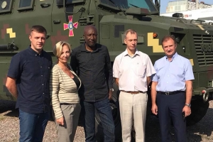 For Promotion of Ukrainian-Made vehicles to African Market